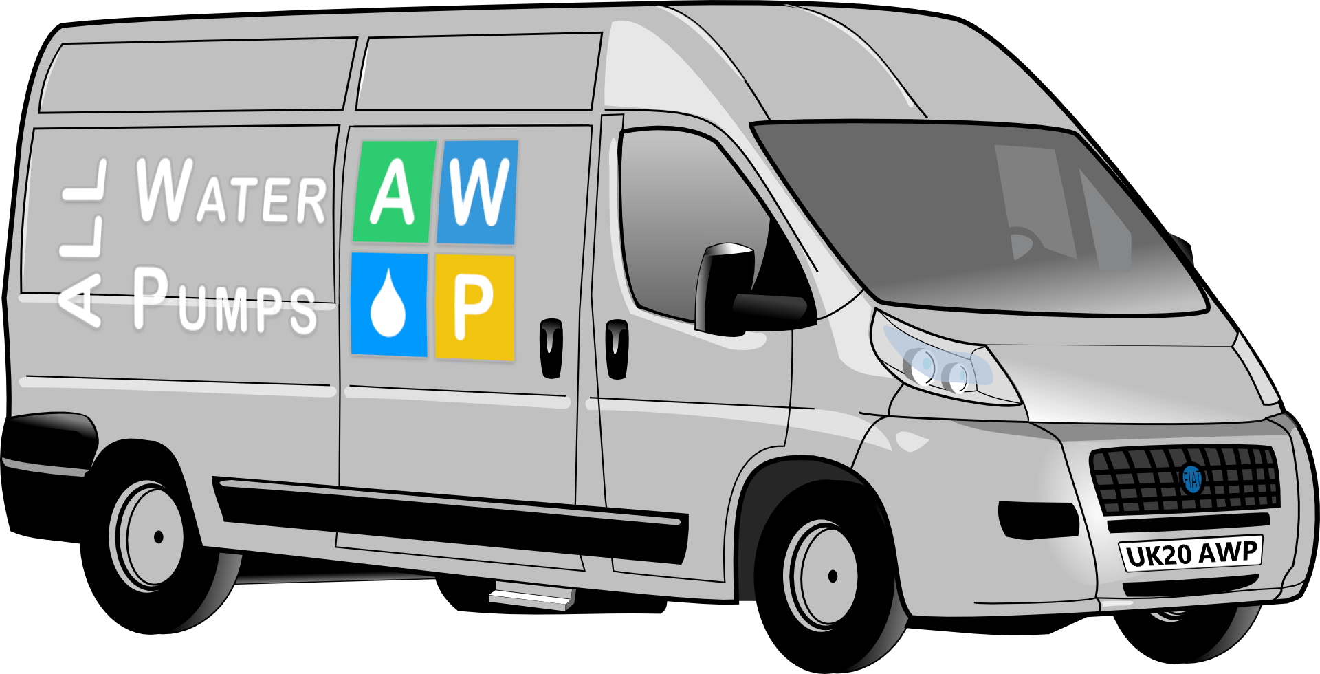 all-water-pumps-delivery-van-1